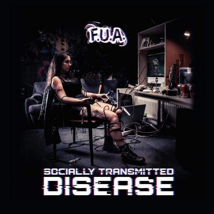 F.U.A. / エフ・ユー・エー / SOCIALLY TRANSMITTED DISEASE / ソーシャリィ・トランスミッテッド・ディジーズ<直輸入盤国内仕様>