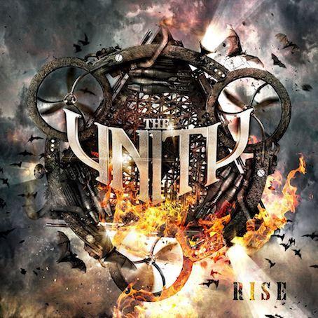 THE UNITY(METAL) / ジ・ユニティー / RISE<DIGI>