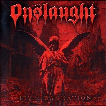 ONSLAUGHT / オンスロート / LIVE DAMNATION<DIGI>