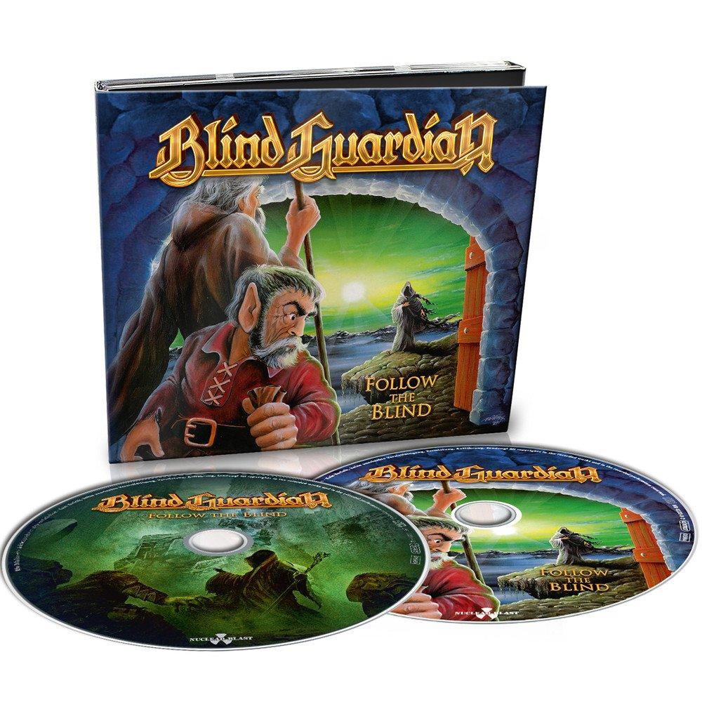 BLIND GUARDIAN / ブラインド・ガーディアン / FOLLOW THE BLIND<DIGI/2CD>