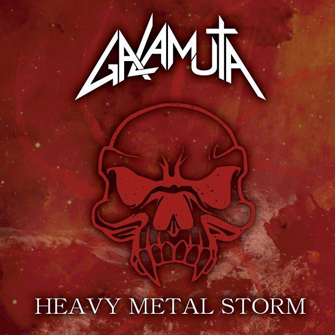 GALAMUTA / ガラムタ / HEAVY METAL STORM / ヘヴィ・メタル・ストーム