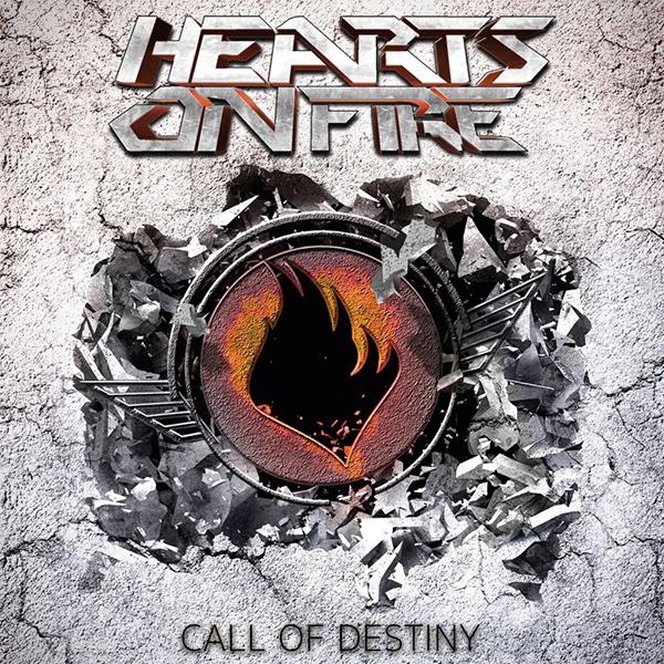 HEARTS ON FIRE / ハーツ・オン・ファイア / CALLL OF DESTINY / コール・オブ・デスティニー