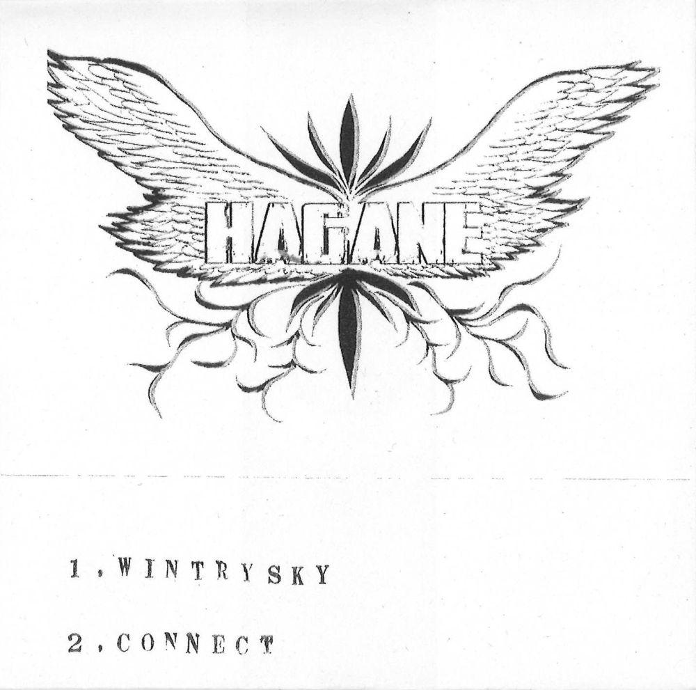HAGANE / ハガネ / HAGANE DEMO1<CD-R>