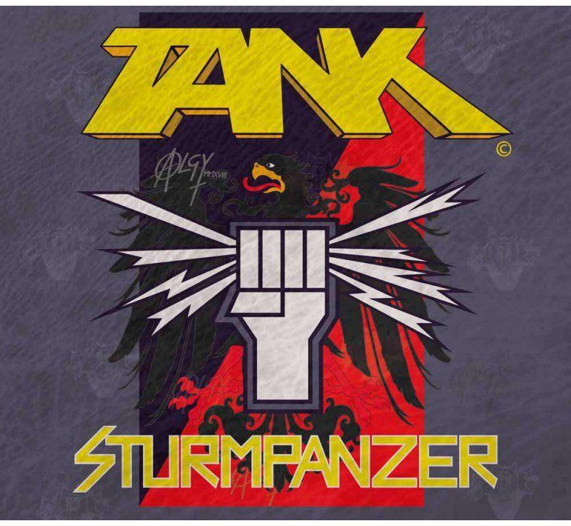 TANK (ALGY WARD) / タンク / STURMPANZER<DIGI>