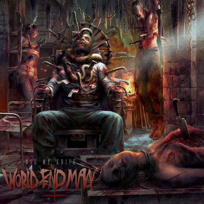 WORLD END MAN / ワールド・エンド・マン / USE MY KNIFE / ユーズ・マイ・ナイフ