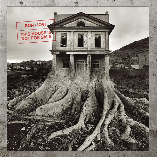 BON JOVI / ボン・ジョヴィ / THIS HOUSE IS NOT FOR SALE(JAPAN TOUR EDITION) / ディス・ハウス・イズ・ノット・フォー・セール<スペシャル・エディション / SHM-CD+DVD>