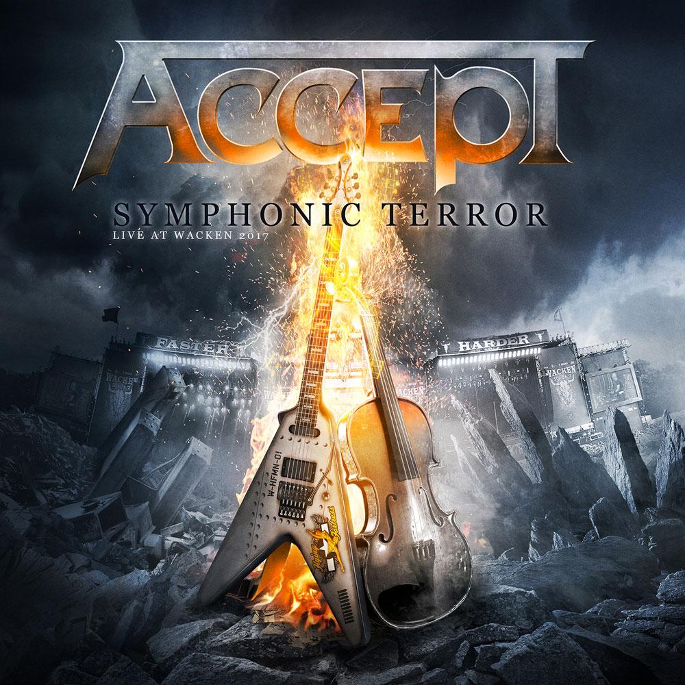 ACCEPT / アクセプト / SYMPHONIC TERROR - LIVE AT WACKEN 2017 / シンフォニック・テラー?ライヴ・アット・ヴァッケン2017<2CD>