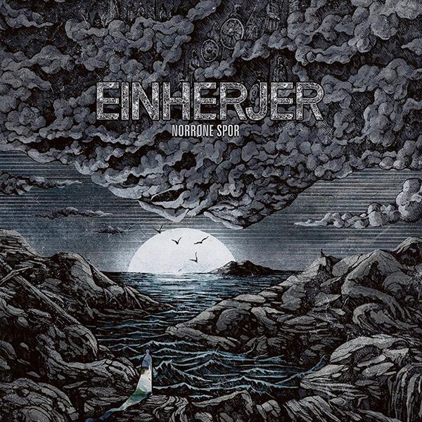 EINHERJER / アインヘイヤル / NORRØNE SPOR<DIGI>