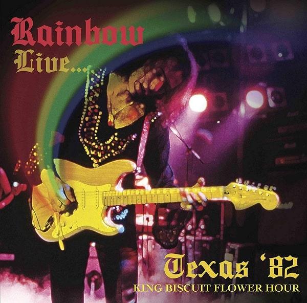RAINBOW / レインボー / LIVE・・・TEXAS '82 <直輸入盤国内仕様>