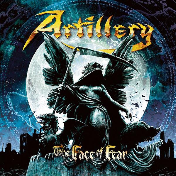 ARTILLERY / アーティレリー / FACE OF FEAR
