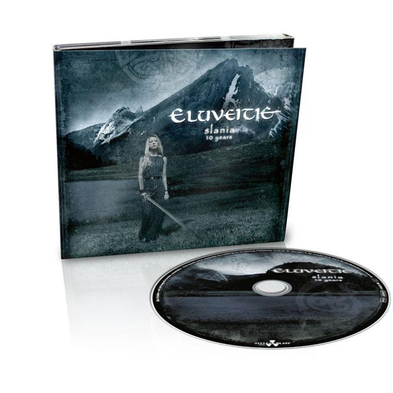 ELUVEITIE / エルヴェイティ / SLANIA (10 YEARS)<DIGI>