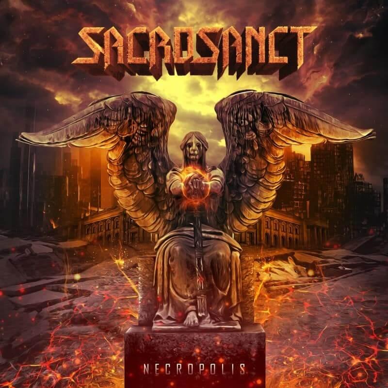 SACROSANCT / サクロサンクト / NECROPOLIS