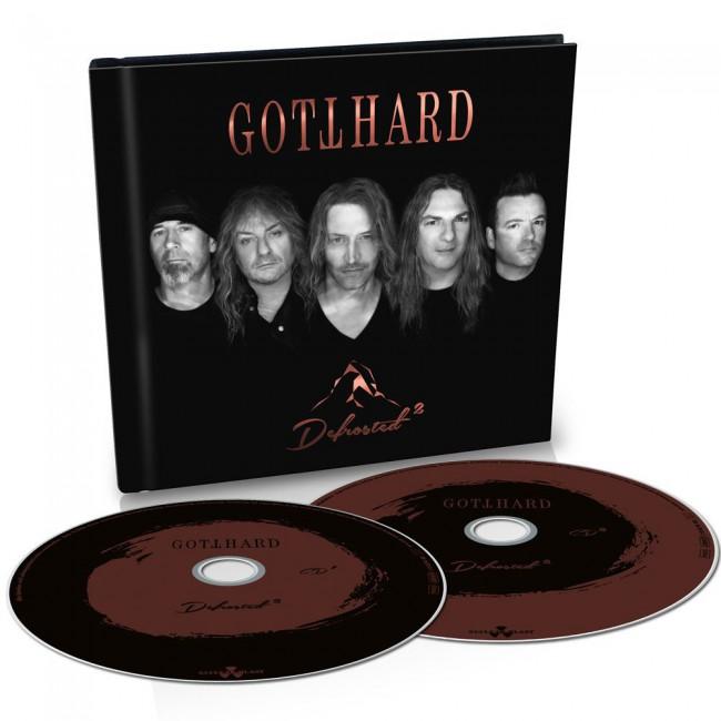 GOTTHARD / ゴットハード / DEFROSTED 2<2CD/DIGIBOOK>