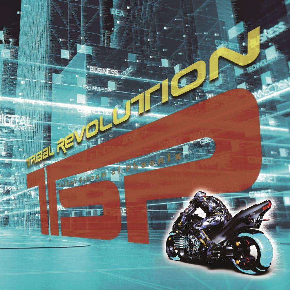 TSP / ティー・エス・ピー / TRIBAL REVOLUTION / トライバル・レヴォリューション