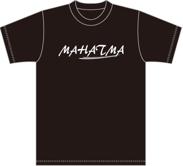 MAHATMA / マハトマ (Japan) / ロゴTシャツ<SIZE:S>