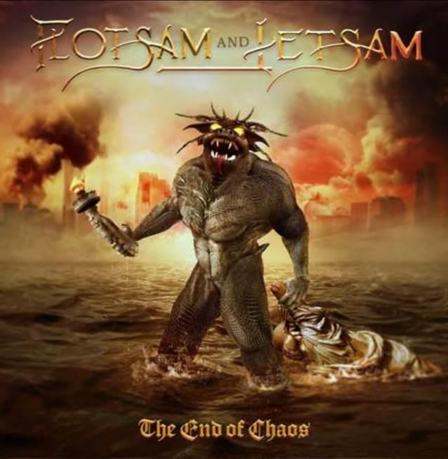 FLOTSAM AND JETSAM / フロットサム・アンド・ジェットサム / THE END OF CHAOS<DIGI>