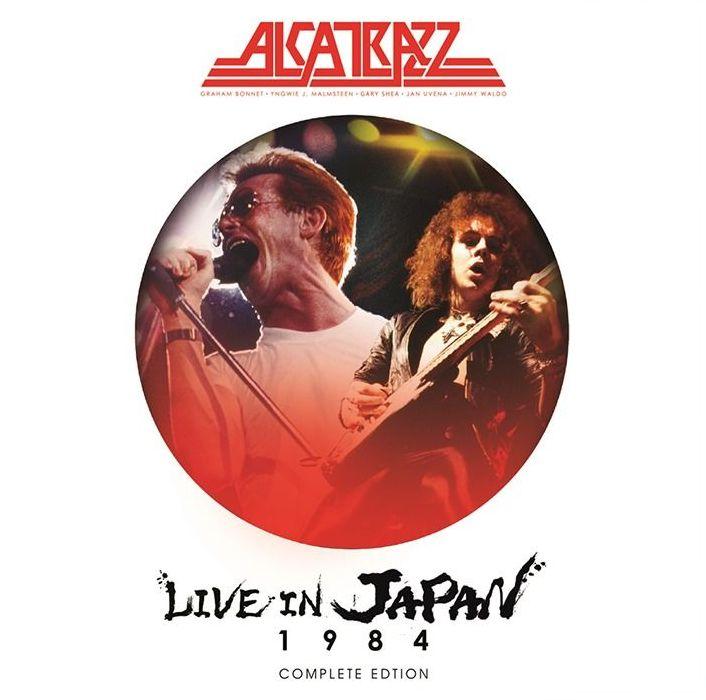 ALCATRAZZ / アルカトラス / LIVE IN JAPAN 1984