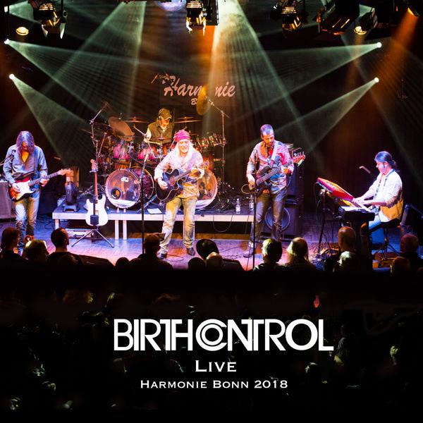 BIRTH CONTROL / LIVE HARMONIE BONN<CD+DVD/PAPER SLEEVE>