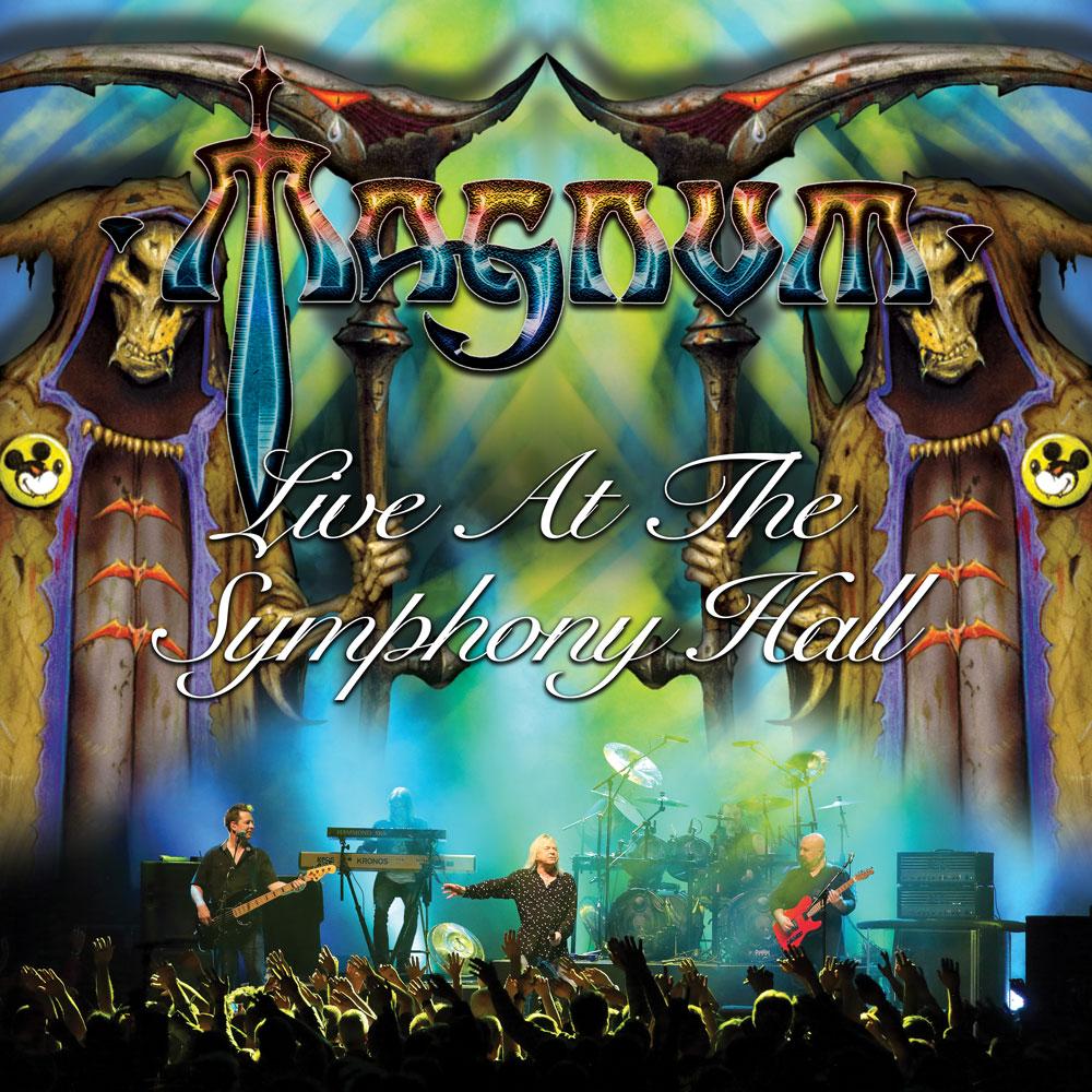 MAGNUM (from UK) / マグナム / LIVE AT THE SYMPHONY HALL / ライヴ・アット・ザ・シンフォニー・ホール