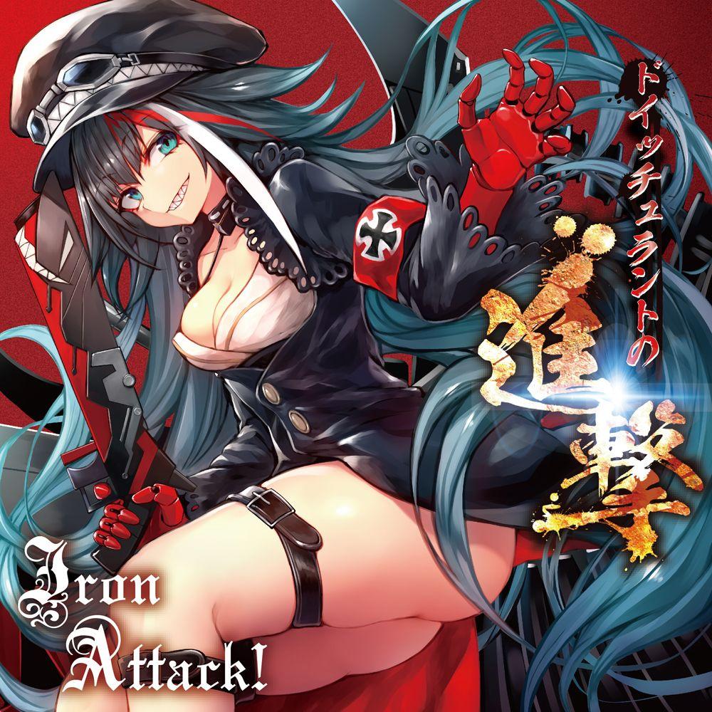 IRON ATTACK! / アイアン・アタック / ドイッチュラントの進撃