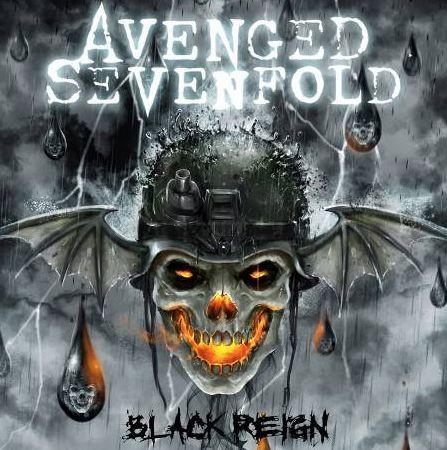 "AVENGED SEVENFOLD / アヴェンジド・セヴンフォールド / BLACK REIGN <10"">"