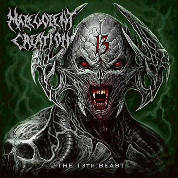MALEVOLENT CREATION / マルヴォレント・クリエーション / THE 13TH BEAST