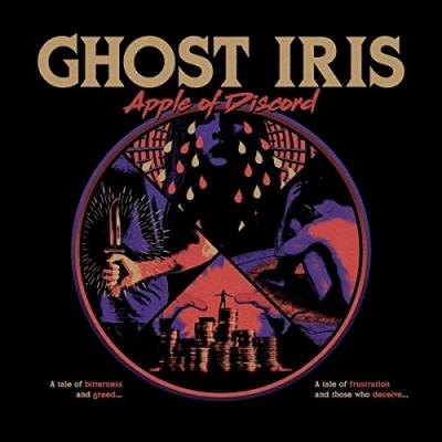 GHOST IRIS / ゴースト・アイリス / APPLE OF DISCORD<DIGI>