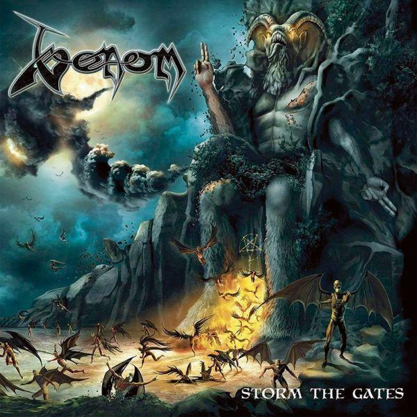 VENOM / ヴェノム / STORM THE GATES<PAPERSLEEVE>
