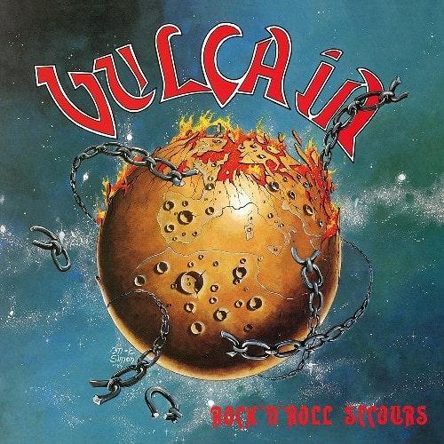 VULCAIN / ROCK'N'ROLL SECOURS<DIGI>