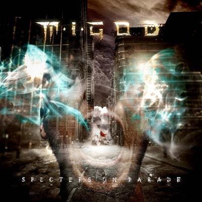 M.I.GOD. / SPECTERS ON PARADE<DIGI>