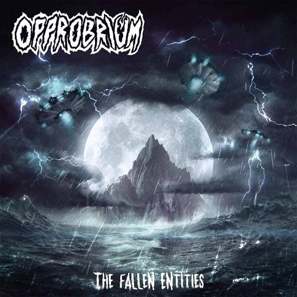 OPPROBRIUM (aka INCUBUS) / THE FALLEN ENTITIES<SLIPCASE>