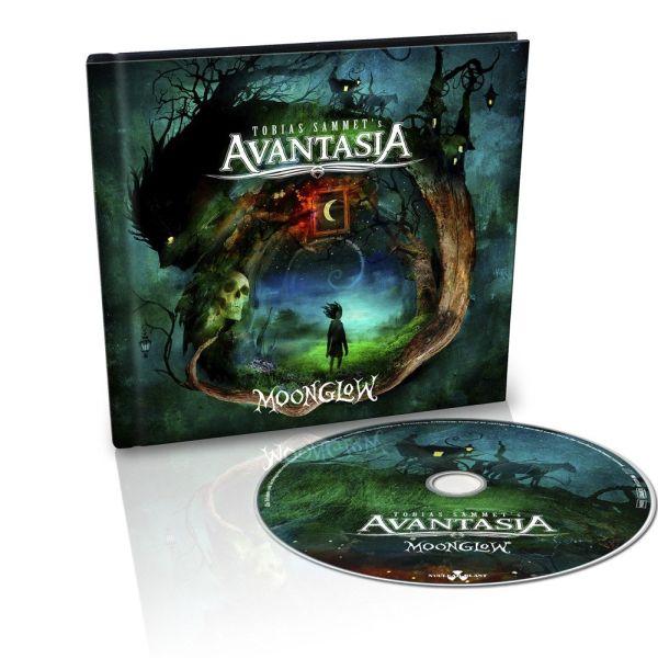 TOBIAS SAMMET'S AVANTASIA / トビアス・サメッツ・アヴァンタジア / MOONGLOW<DIGIBOOK>