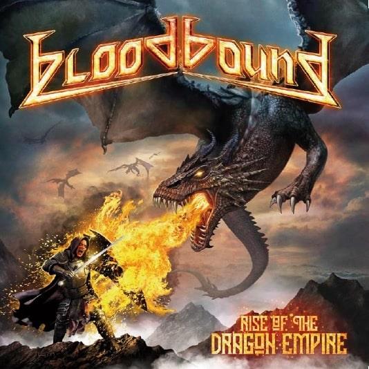 BLOODBOUND / ブラッドバウンド / RISE OF THE DRAGON EMPIRE  / ライズ・オヴ・ザ・ドラゴン・エンパイア