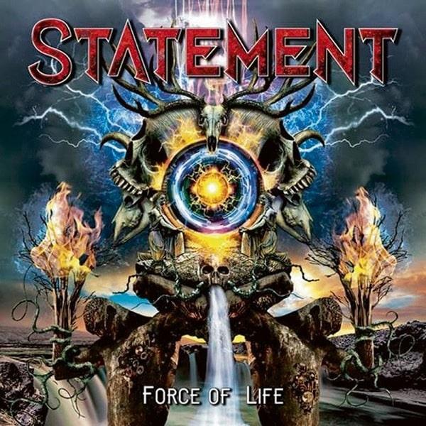STATEMENT / ステイトメント / FORCE OF LIFE / フォース・オブ・ライフ<直輸入盤国内仕様>