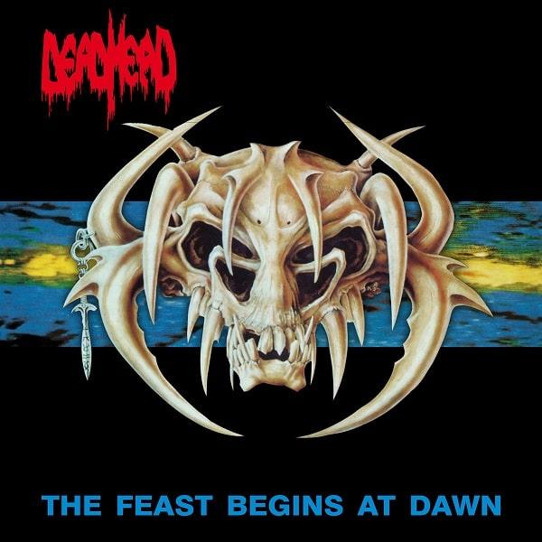 DEAD HEAD / THE FEAST BEGINS AT DAWN<2CD>