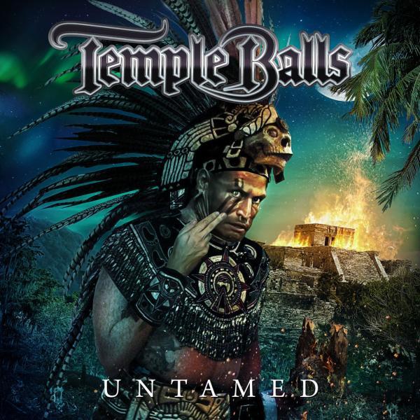 TEMPLE BALLS / テンプル・ボールズ / アンテイムド