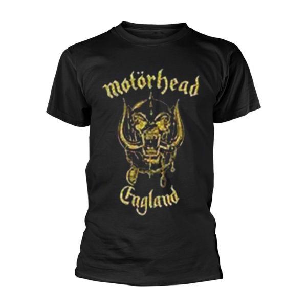 MOTORHEAD / モーターヘッド / ENGLAND CLASSIC GOLD<SIZE:L>
