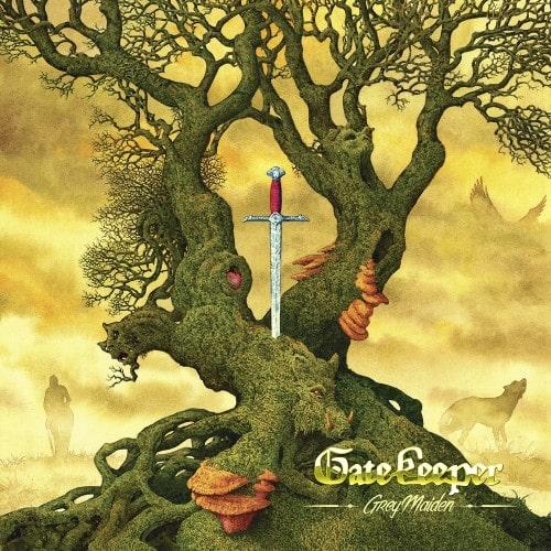 GATEKEEPER (Metal) / GREY MAIDEN