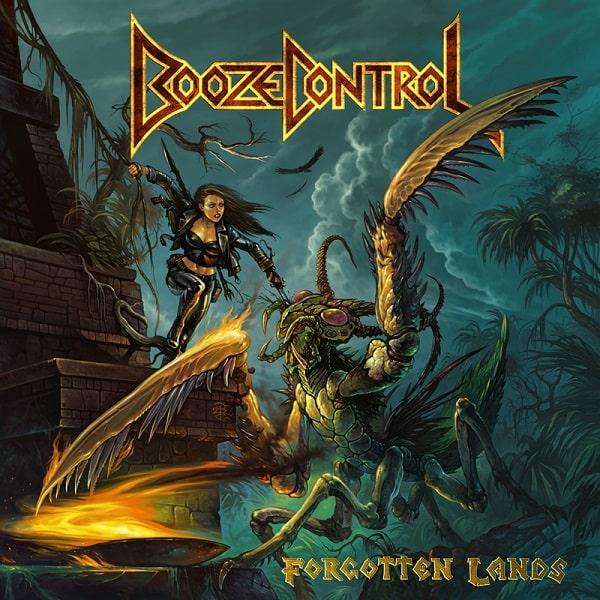 BOOZE CONTROL / FORGOTTEN LANDS