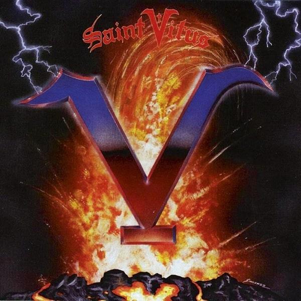 SAINT VITUS / セイント・ヴァイタス / V<SLIPCASE>