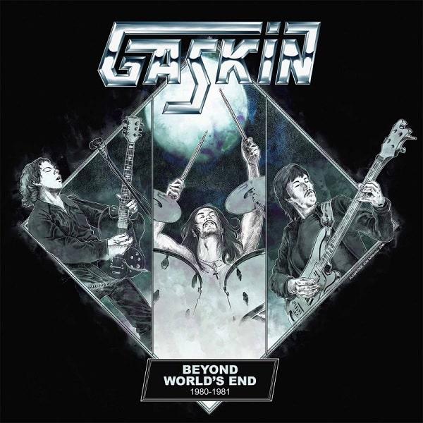 GASKIN / ガスキン / BEYOND WORLD'S END<SLIVER VINYL>