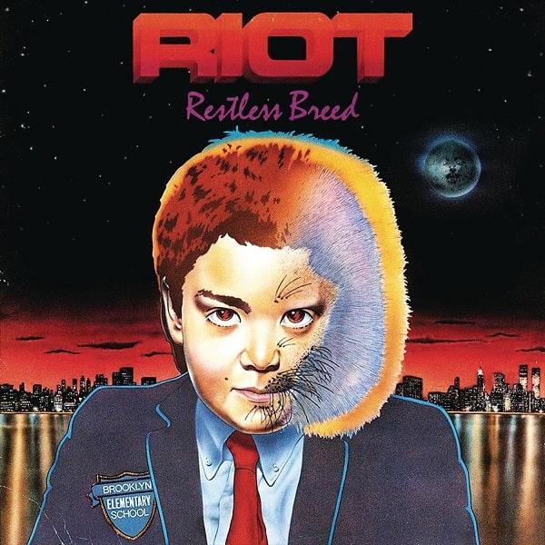 RIOT / ライオット / RESTLESS BREED