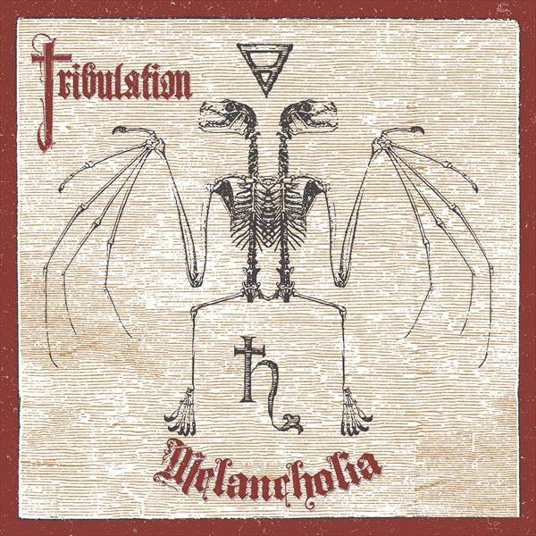 TRIBULATION / トリビュレーション / MELANCHOLIA - EP<BLACK VINYL>