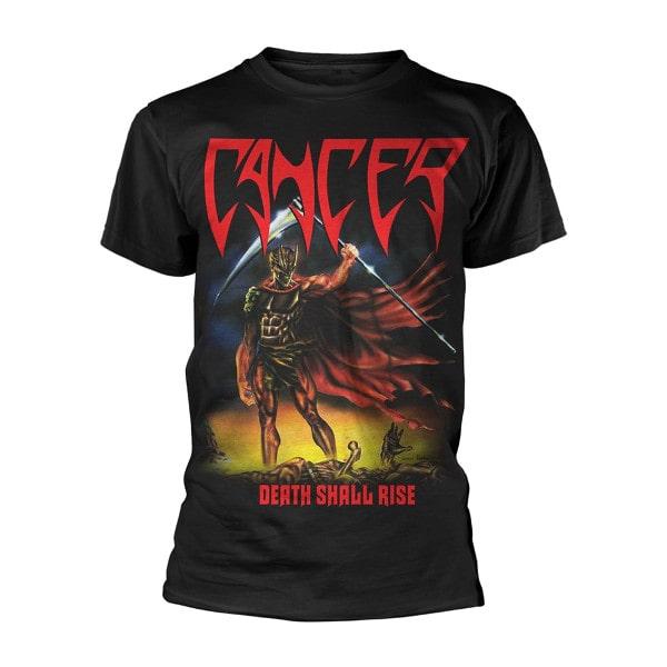CANCER / キャンサー / DEATH SHALL RISE (BLACK)<SIZE:L>
