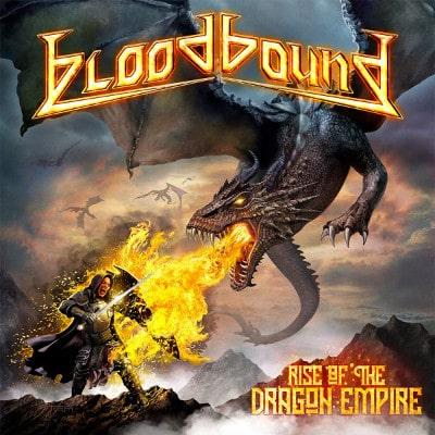 BLOODBOUND / ブラッドバウンド / RISE OF THE DRAGON EMPIRE<DIGI/CD+DVD>
