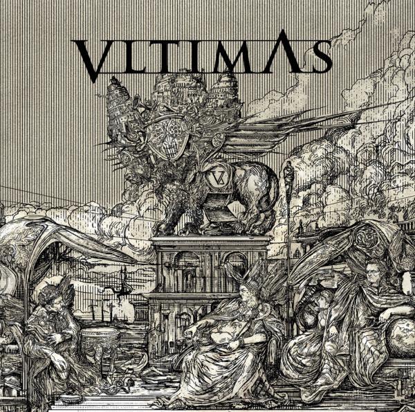 VLTIMAS / ウルティマス / SOMETHING WICKED MARCHES IN / サムシング・ウィキッド・マーチズ・イン