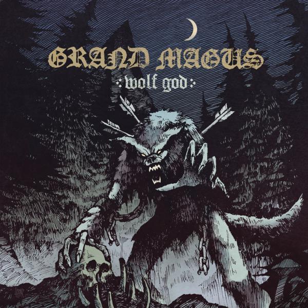 GRAND MAGUS / グランド・メイガス / WOLF GOD / ウルフ・ゴッド