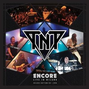 TNT / ティー・エヌ・ティー / ENCORE : LIVE IN MILANO<CD+DVD>