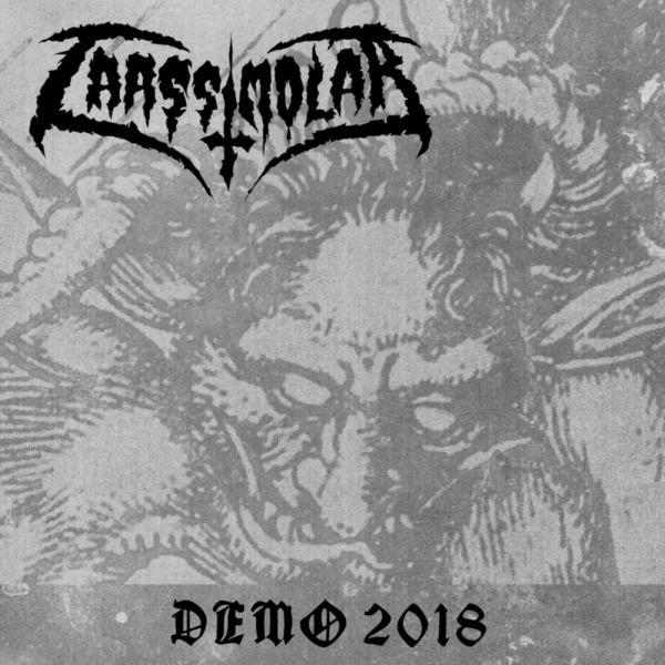 CAASSIMOLAR / カーシモラル / DEMO 2018