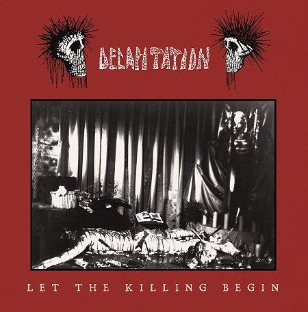 DECAPITATION / LET THE KILLING BEGIN<DEIHAERD OXBLOOD RED VINYL>